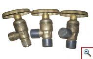 Клапан запорный штуцерный 521-01.464-03